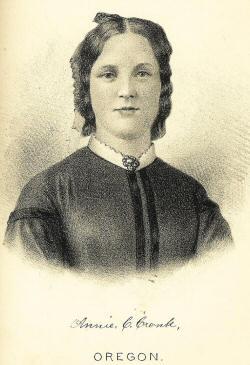 Annie Cronk