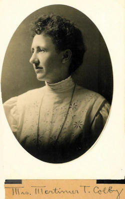 Mrs. M.T. Colby