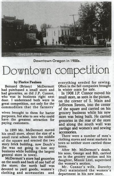 Downtown completition, part 1