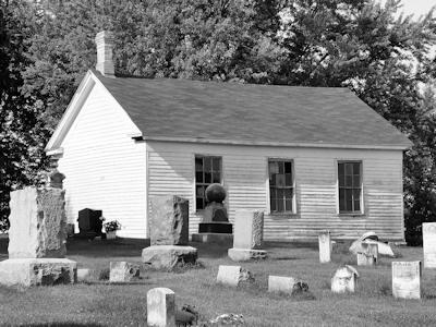 Rutland Center Church and cemetery