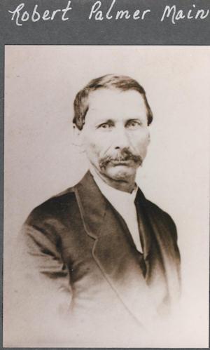 Robert P. Main