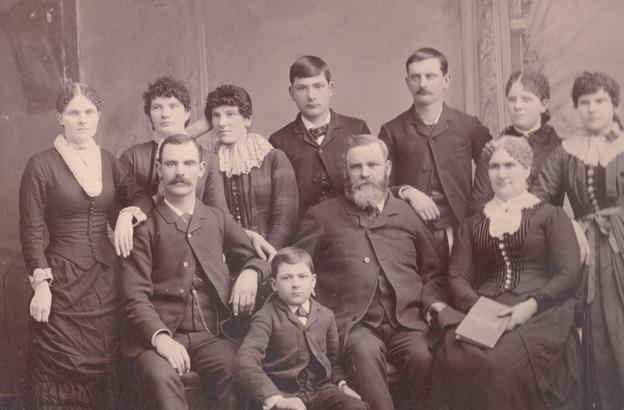 Henry S. Hanan family