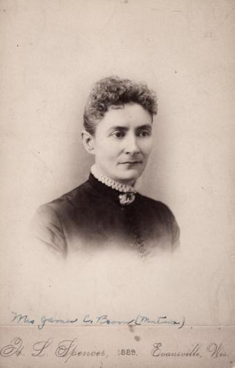 Merticia E. Tipple Brown