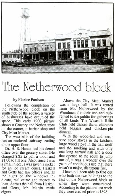 netherwoodblock